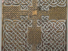 Celtic-Cross-Copper-Plated-Wallhanging-746x1024