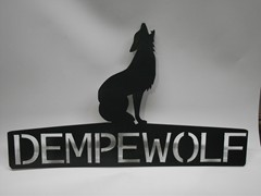 Name tag Dempewolf
